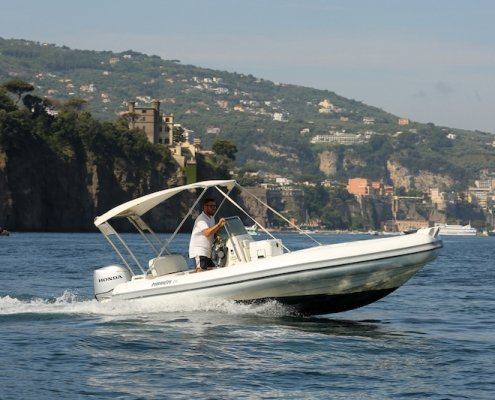 Gommone Marlin 5,40 metri Airone Boat Rental