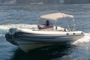 Gommone Joker 580 Airone Boat Rental